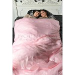 "PUL PVC - Bettbezug ""Kingsize"" groß 216x208cm BE06"