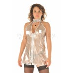 PUL PVC - Damen Oberteil- LADIES VAMP DRESS / BODY DR05