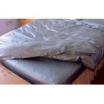 """PUL PVC - Bettbezug """"doppel"""" groß 140x200cm H61 QUEEN MATTRESS"""