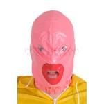 PUL PVC - Kapuzen Maske HO01 DOLLY HOOD