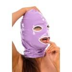 PUL PVC - Wrestling Maske Kapuze HO27 WRESTLING MASK - ALLE GRÖSSEN & FARBEN