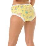 PUL PVC - Mädchen-Schlüpfer Inkontinenz Gummihose PA32 TEENY BRIEFS
