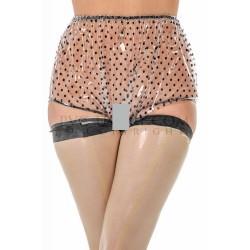 PUL PVC - Inkontinenz-Slip Gummihose Windelhose PA33 PISS PANTS