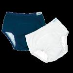 Suprima 1255 - bodyguard Inkontinenz Slip Baumwolle für Kinder marine-blau