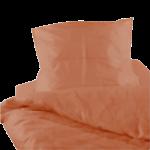 Suprima 3620 - PVC Bettgarnitur Set Kissen 80x80cm, Bettbezug 135x200cm