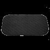 Suprima 3705-009 - Sitzauflage rutschhemmend schwarz 40x80cm